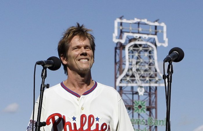 Celebrities you may not have known were from the philly area - Kevin Bacon