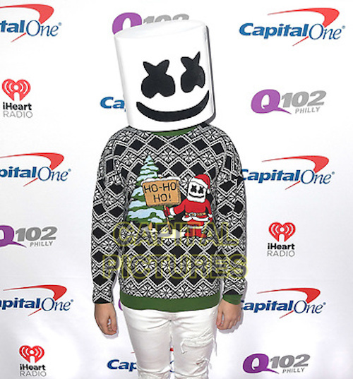 Celebrities you may not have known were from the philly area - Marshmello