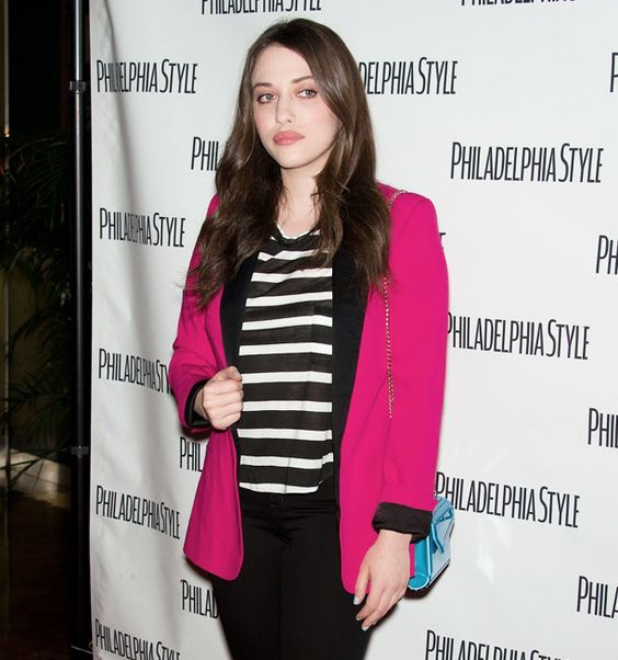 Celebrities you may not have known were from the philly area - kat dennings