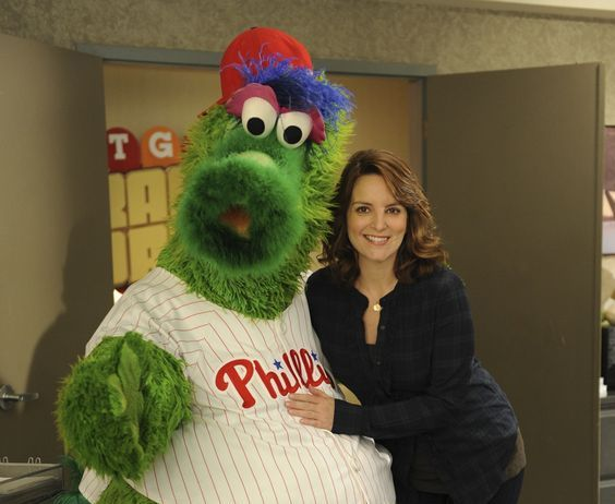 Celebrities you may not have known were from the philly area - tina fey