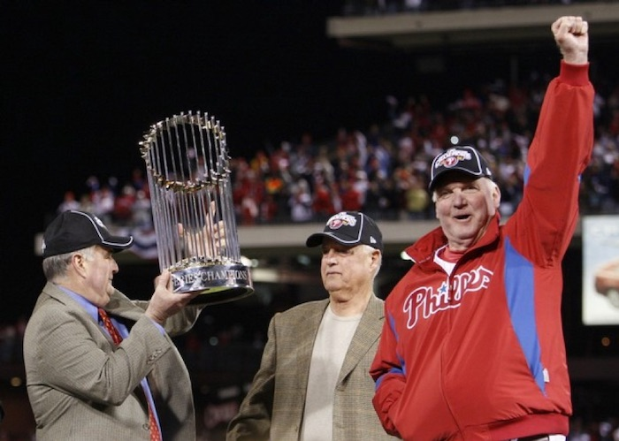 Charlie Manuel is Appointed Phillies Hitting Coach
