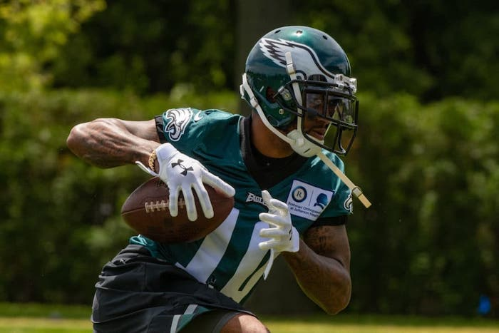 Eagles Fantasy Football Guide - Wide Receivers