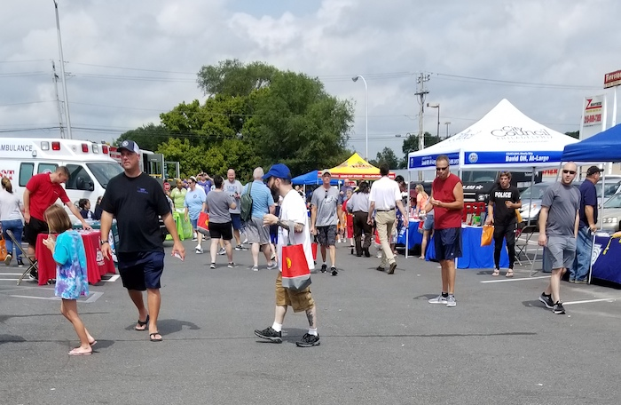 The 7th District Advisory Council Held Their Annual Community Day