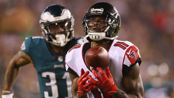 Eagles Face Falcons in Week 2