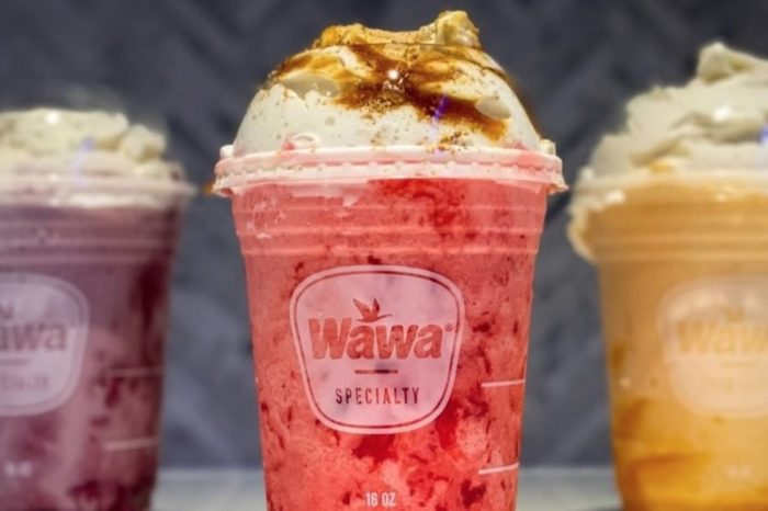wawa secret Halloween menu spooky smoothie