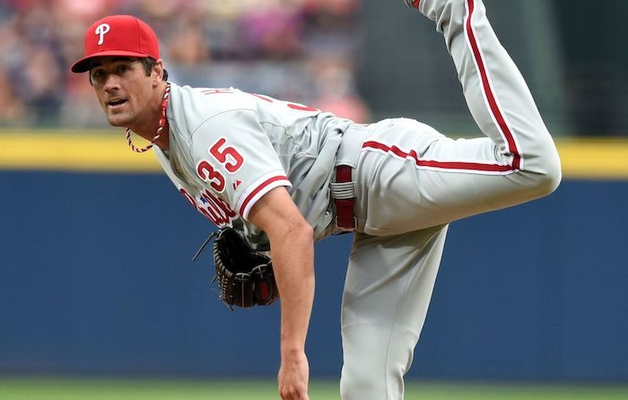 Cole Hamels Said He Would Love to Play for the Phillies Again