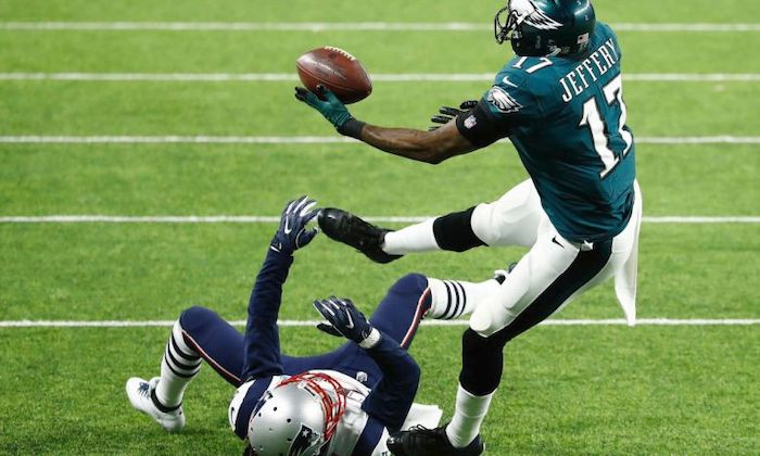 Eagles Wideout DeSean Jackson to Miss 6 Weeks