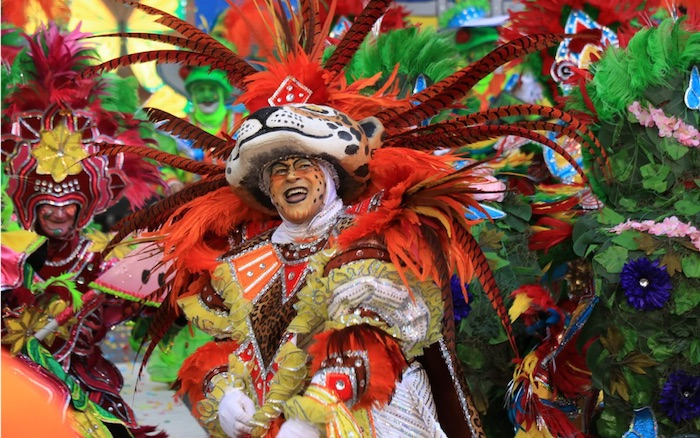 Kick Off the New Year with The Mummer's Parade