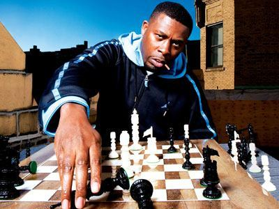 GZA Liquid Swords Album