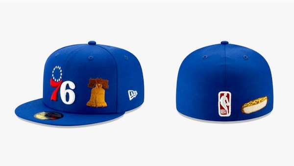 New Phillies and Sixers Hats Embody What is Iconic About Philadelphia