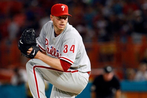 Phillies to retire Roy Halladay's Number 2
