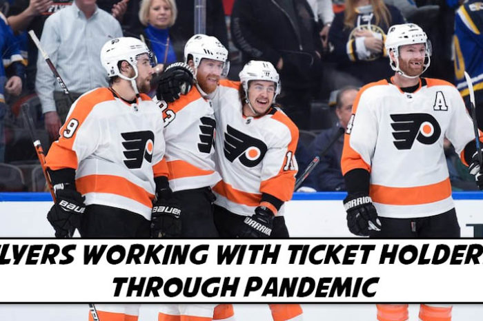 Flyers Are Working With Ticket Holders Through Pandemic copy