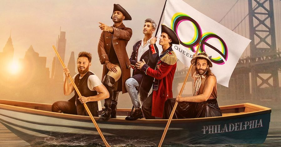 Queer Eye Season 5 Set in Philly Coming June 5th