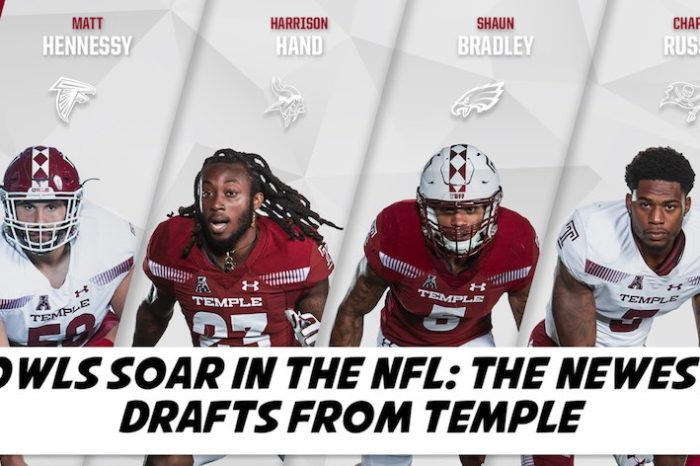 temple draft players