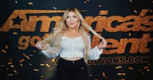 Bianca Ryan Releases Fast Car Cover