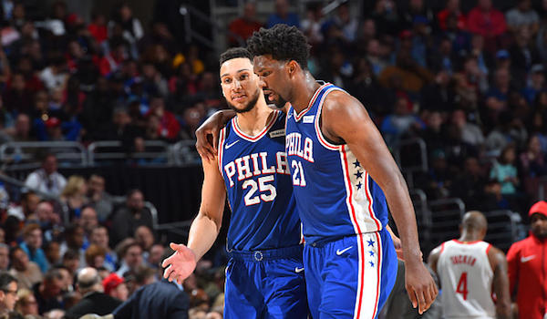 4 Looming Questions for the Philadelphia 76ers - Embiid Simmons