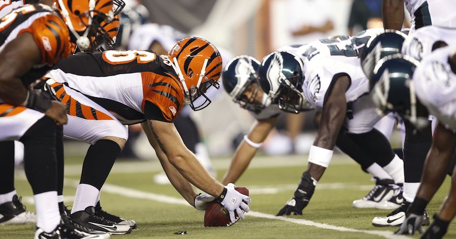 Eagles Look for First Win vs Burrow and the Bengals