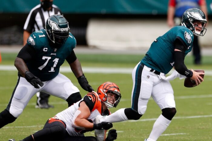 Eagles Remain Winless; Tie Bengals After Scoreless OT