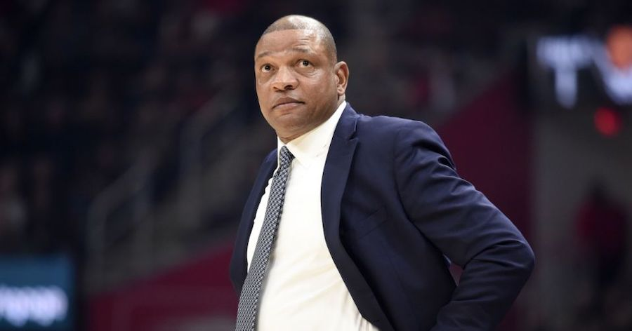 Doc Rivers Takes Coaching Charge in Philadelphia