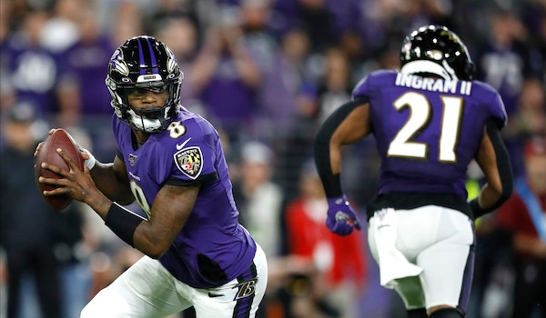 Which Lamar Jackson Will the Eagles Face?