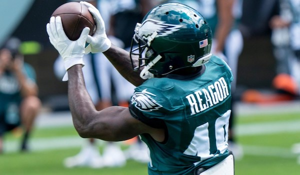 Philadelphia Eagles - Jalen Reagor