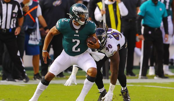 The Eagles Can Turn Their Season around on TNF - Jalen Hurts