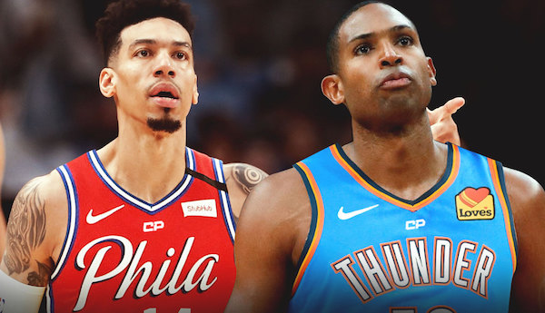 Influx of Shooting in Philly - Al Horford Danny Green