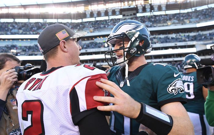Clash of the Birds- Eagles Face Falcons in Week 2