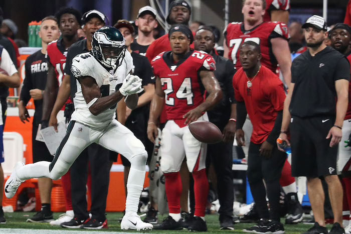 Injuries Tell the Tale of Eagles Loss to Falcons