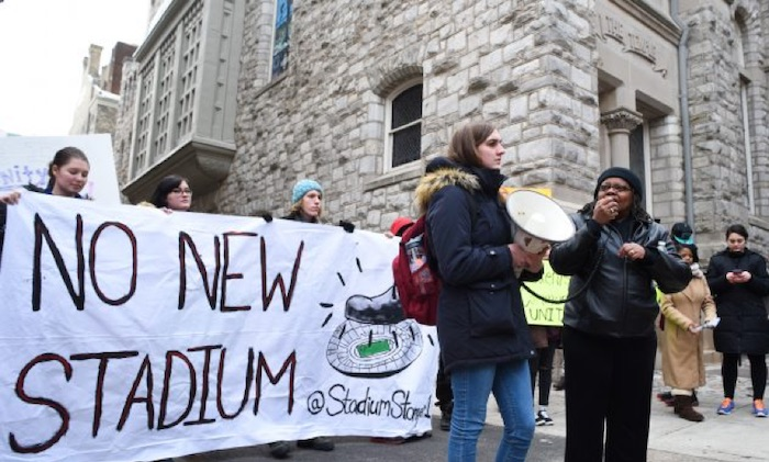 Will Temple University's Gentrification Efforts Help Or Harm Its Neighbors?