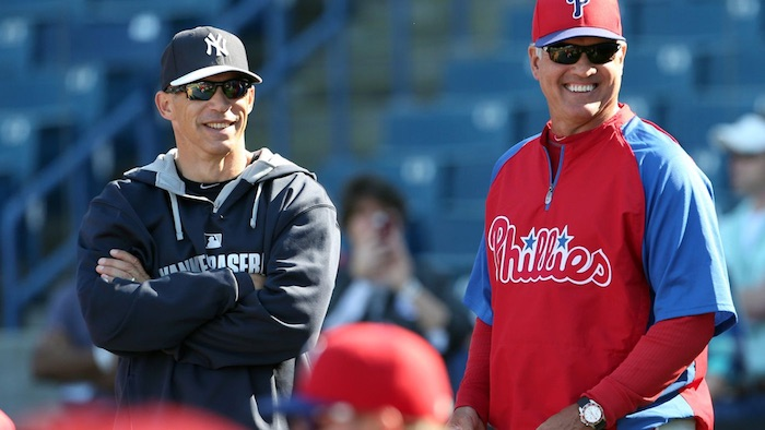 Joe Girardi Has Been Appointed the New Phillies Manager