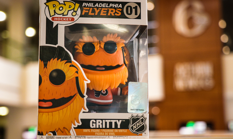 Gritty Pop Funko Figure Out Now