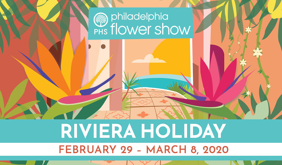the flower show 2020 theme