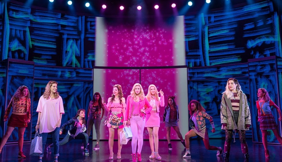 Mean Girls The Musical Review