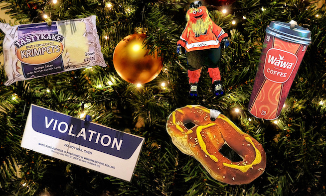 Decorate Your Christmas Tree with Jawnaments
