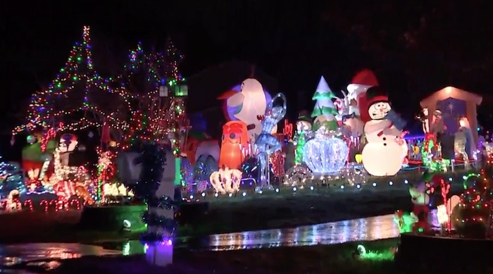 West Chester Light Display
