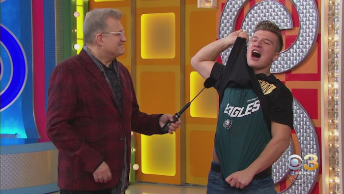 eagles price is right