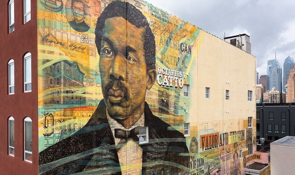 Celebrate Black History Month in Philly with Murals Trolley Tour