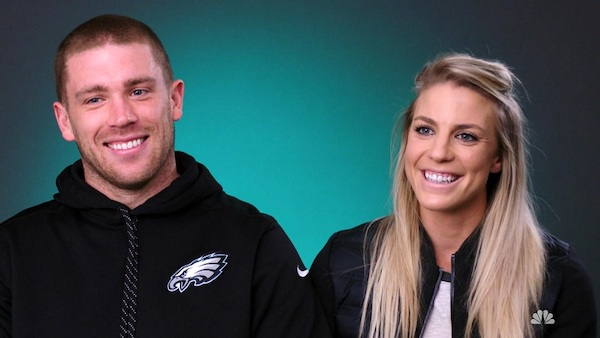 Philly Stars are Coming Together During the Coronavirus Outbreak - Zach Ertz