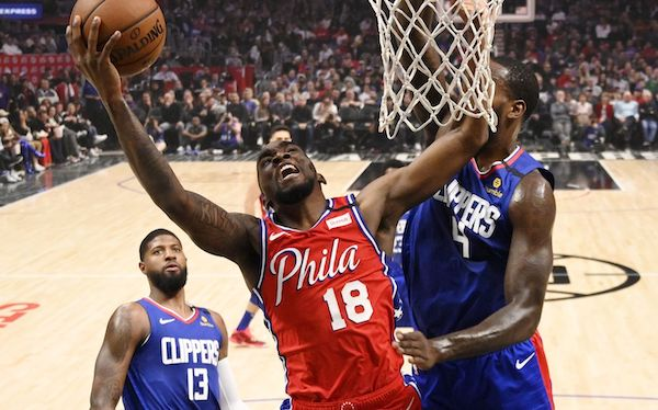 Shake Milton's Historic Night - 39 points for 76ers
