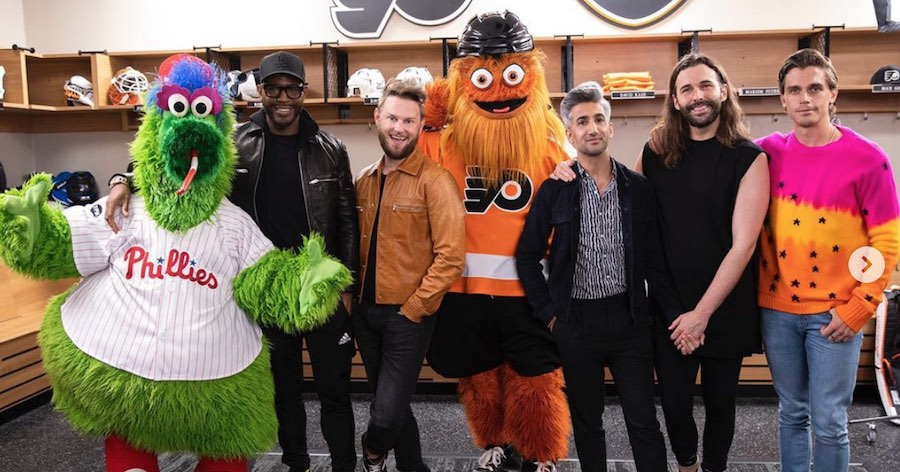 Gritty Queer Eye Makeover