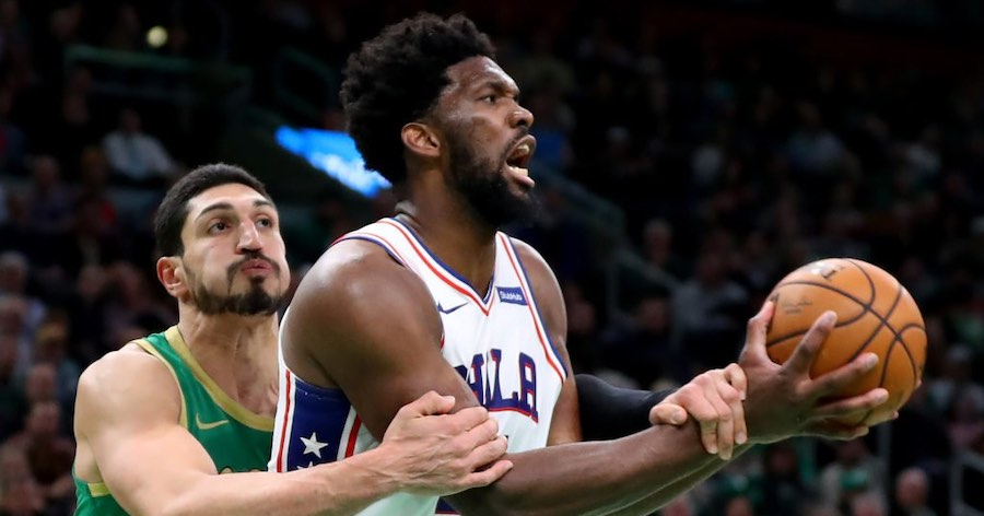Embiid vs. The World - Playoff Preview of 76ers First Round Matchup - Joel Embiid