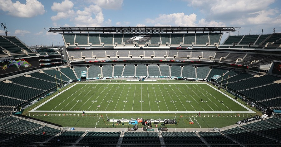 Lincoln Financial Field Given Green Light to Host Fans
