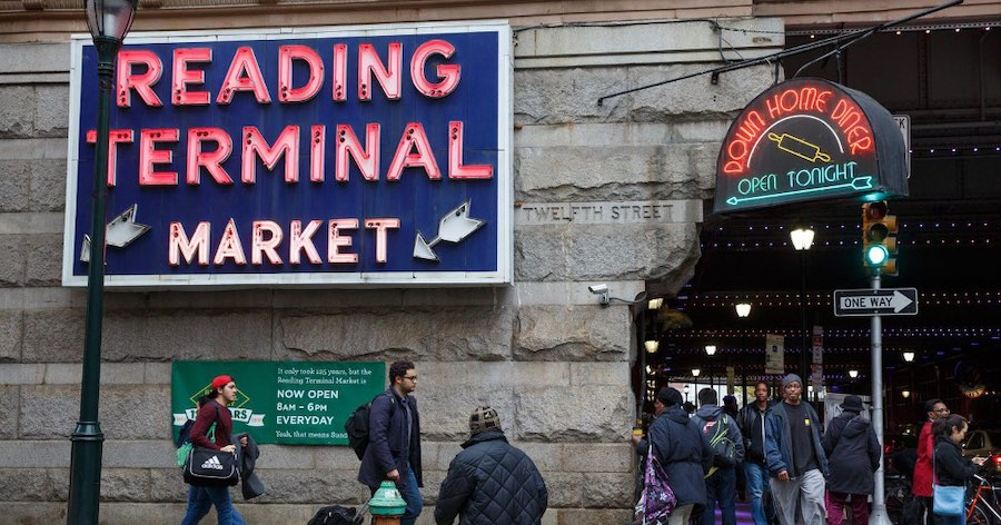 Reading Terminal Market Launches Crowd- Funding Campaign