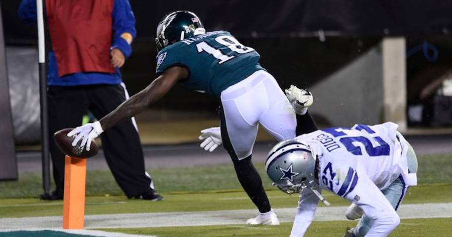 Eagles Extend Division Lead; Topple Cowboys 23-9