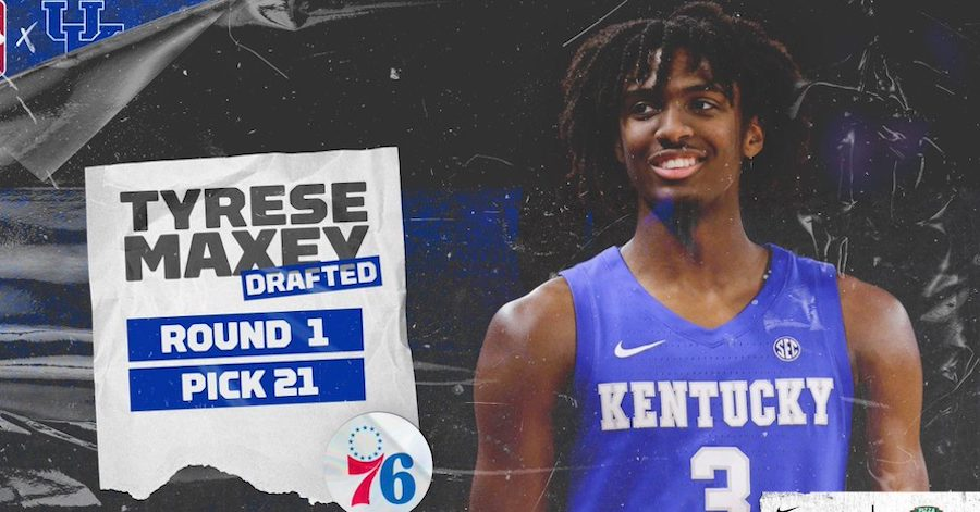 Meet Tyrese Maxey, the 76ers First Round Pick