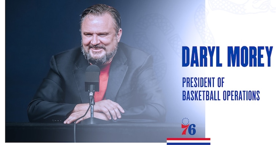 Speculation on Daryl Morey as the 76ers New Head of Basketball Operations-2