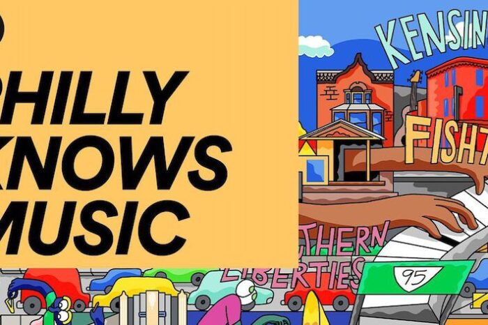 Spotify's New Playlist 'Philly Knows Music'