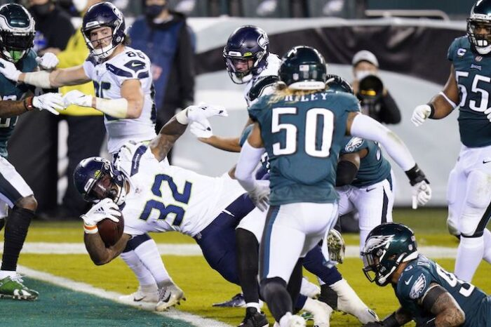 Another Week, Another Loss; Seahawks Down Eagles 23-17