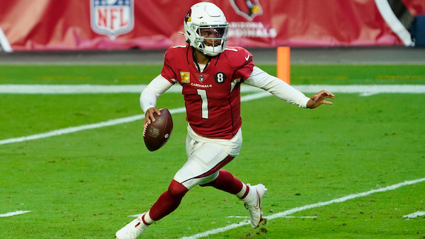 Eagles vs Cardinals - Kyler Murray